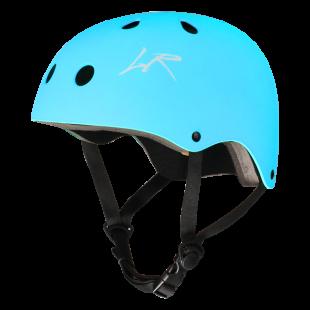 Защитный шлем Los Raketos Atak13 Neon Blue (M)