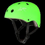 Защитный шлем Los Raketos Atak13 Neon Green (L)