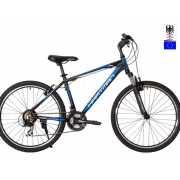 Велосипед Hartman Dragster V 26 (2018) черно-синий (21