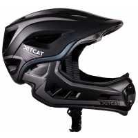 Шлем JetCat FullFace Raptor Black/Grey (S (48-53 см))