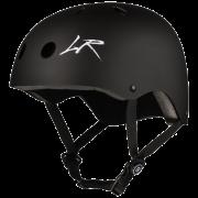 Защитный шлем Los Raketos Atak13 Matt Black (S)