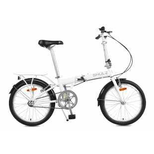 Складной велосипед Shulz Max (2018) Белый (O/S)