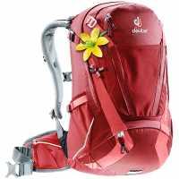 Рюкзак Deuter Trans Alpine 28 SL cranberry-coral