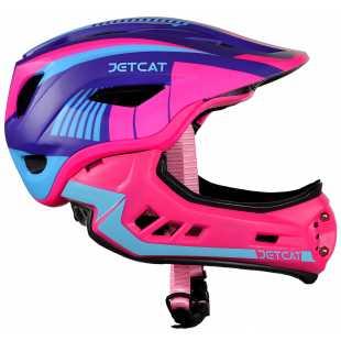 Шлем JetCat FullFace Raptor Purple/Pink (S (48-53 см))
