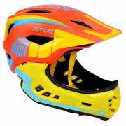 Шлем JetCat FullFace Raptor Yellow/Orange (S (48-53 см))...