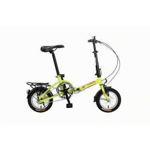 Складной велосипед Langtu TU 12 Matt green brown (O/S)