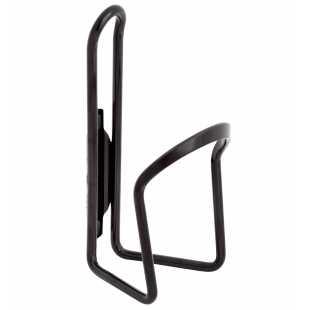 Флягодержатель алюминиевый 370 черный