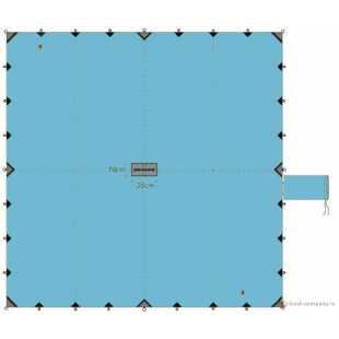 Туристический тент BASK CANOPY V3 6x6 3525